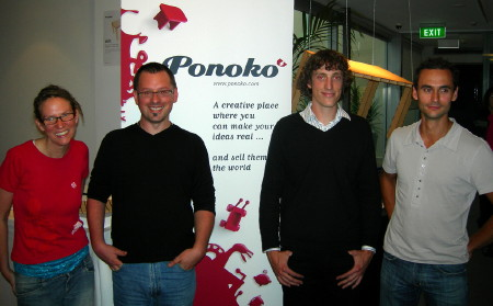 The Ponoko Craft 2.0 Team