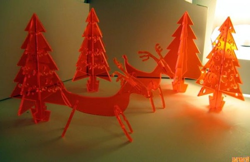 39 tis the season to make your own laser cut christmas Make your own christmas bunting