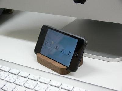 ipod phone stand