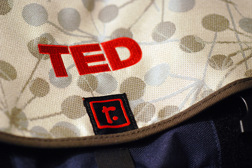A Rickshaw TED Bag