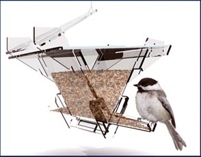 Architects Birdfeeder