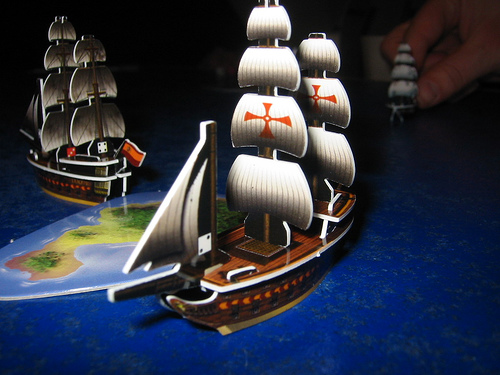Pirates CSG