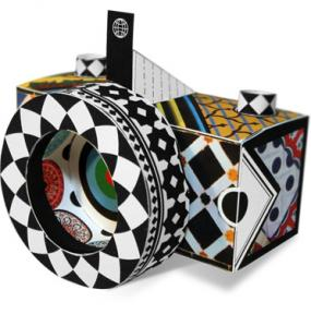 a Corbis readymech downloadable pinhole camera