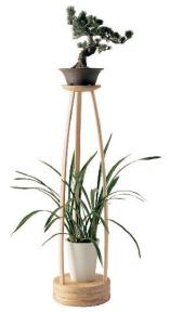 Plant Stand by HIDA and enzo Mari