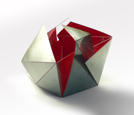 Origami In Steel