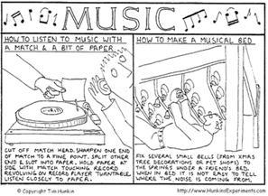 Hunkin on Music