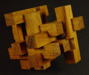 Lee Krasnow 2-in-1 Puzzle