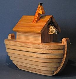 Philp Lowndes' Noah's Ark puzzle