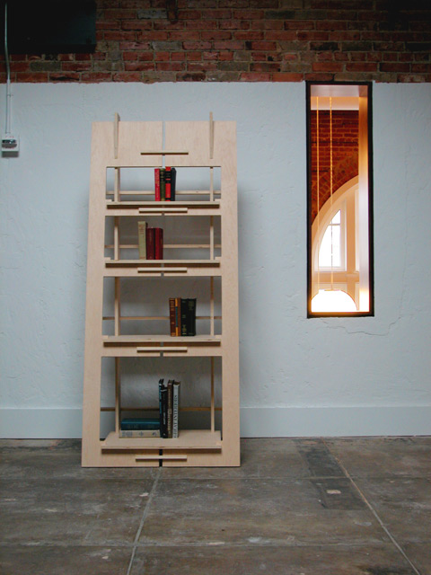 Sellers'  Bookcase