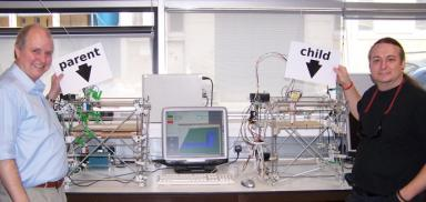 University of Bath Reprap Success