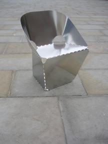Sheet Steel Chair