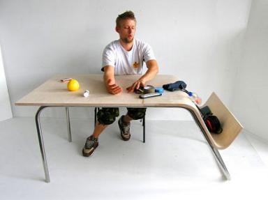 Jennifer Hing's Push Table