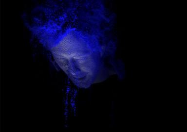 Thom Yorke Lidar scan from House of Cards video