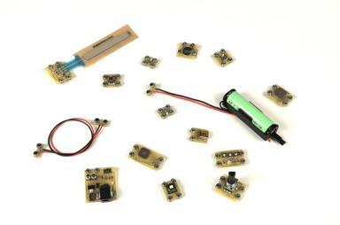 littleBit early prototype