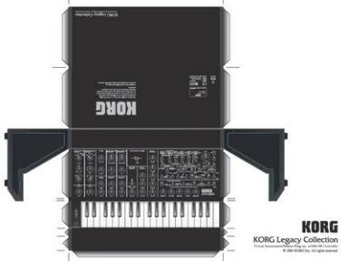 Korg MS20 model