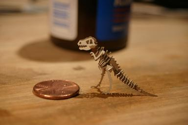 NYC Resistor's Tinysaur