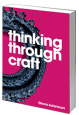think through craft