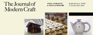 journal of modern craft