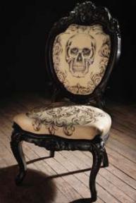 tattoo chair