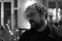Arduino creator, Massimo Banzi by Matt Biddulph
