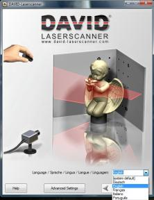 david diy 3d laser