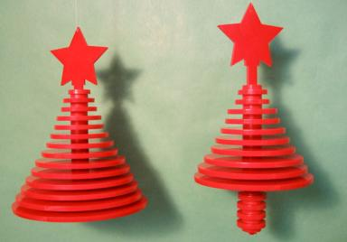 Ben Light's Tree Ornaments