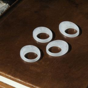 Rings from Brianna at Illustration Friday