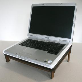 Dan's lasercut laptop stand
