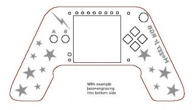 Meggy Jr layout