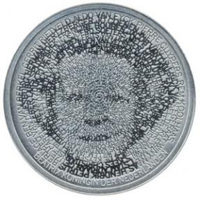 New Dutch five euro Coin by Stani Michiels