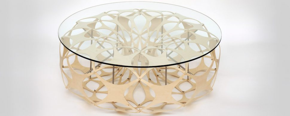 Lazerian's Mensa Coffee Table