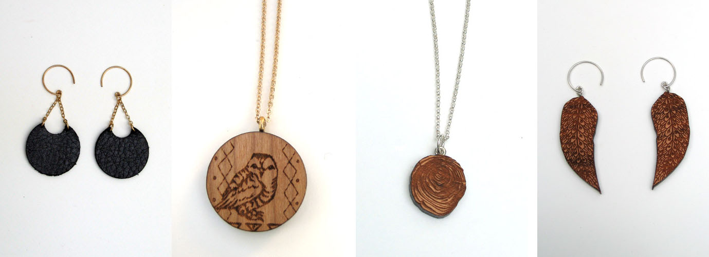 Forty Laser Cut Jewelry Designers From A To Z