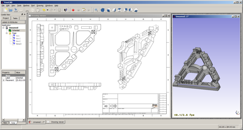 Freecad Open Source Parametric 3d Cad Software