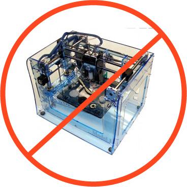 ban 3d printing