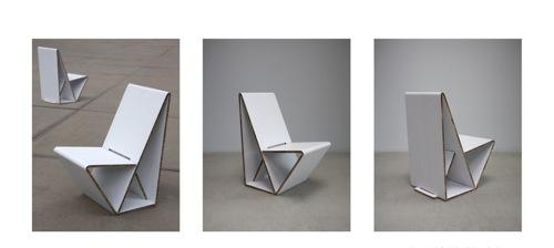 20 Inspirational Designs Made From Cardboard Ponoko Ponoko