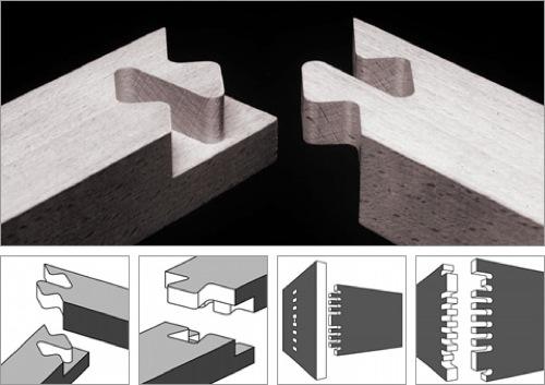 Digital Carpentry Router Aesthetics