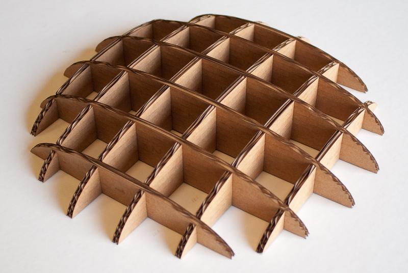 Cardboard furniture tutorial - Creating Laser Cut 3d Forms Super Easily Ponoko Ponoko