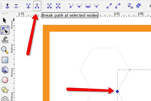 Remove Double-Lines in Inkscape