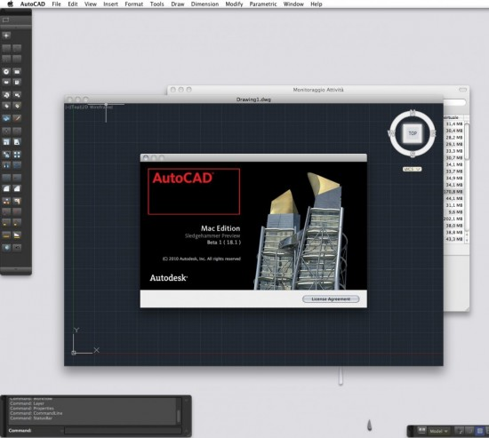 autocad mac beta