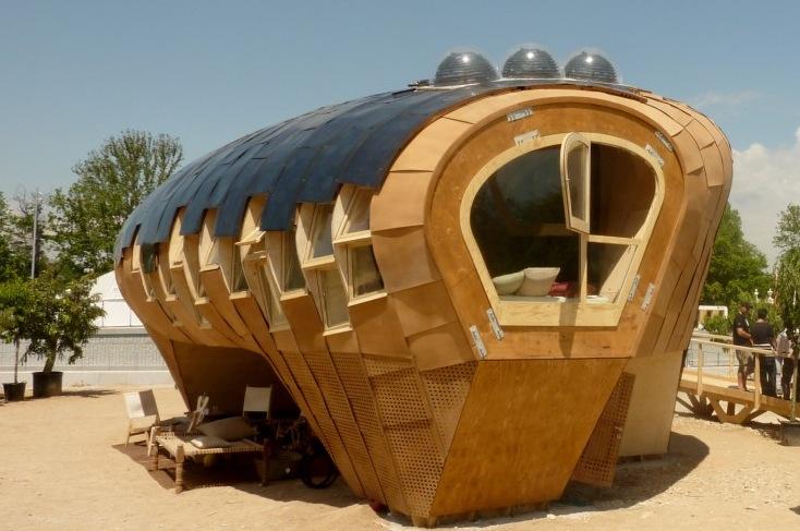 solar house fab lab