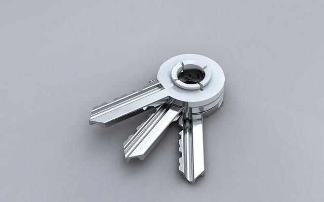 oscar diaz 3d printed key