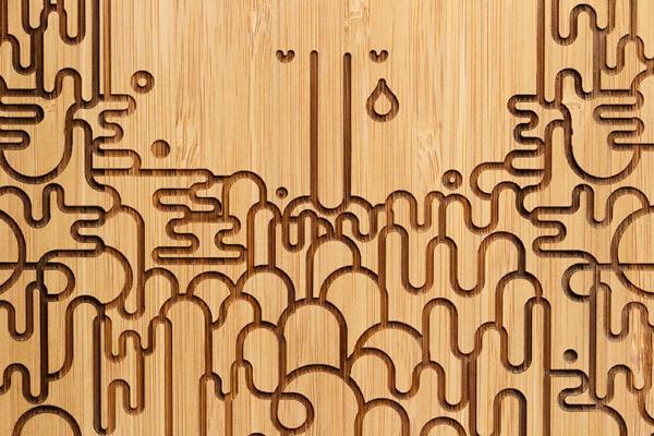 calugi laser etched