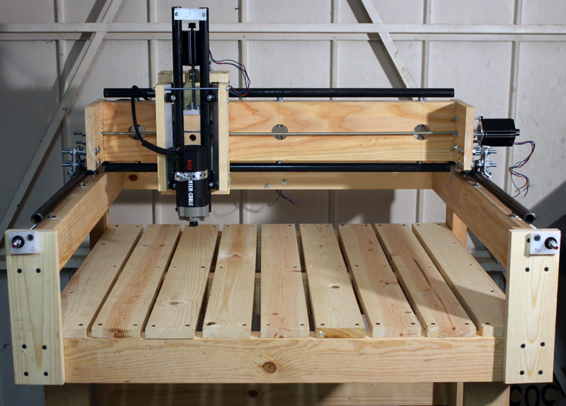 Cnc Machine Build It S Alive Ponoko Ponoko