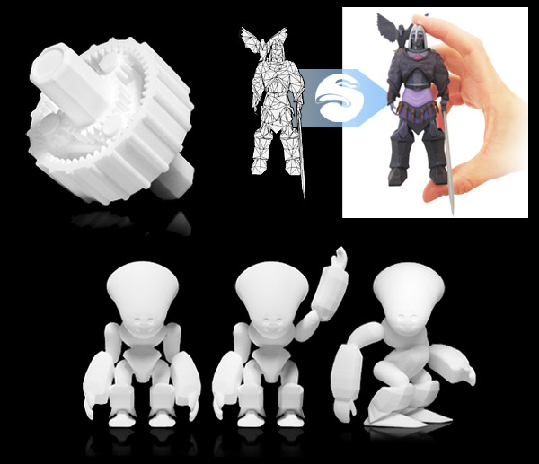 Sculpteo 3D Printing Service Now Available in the USA and Canada