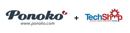 Ponoko + TechShop