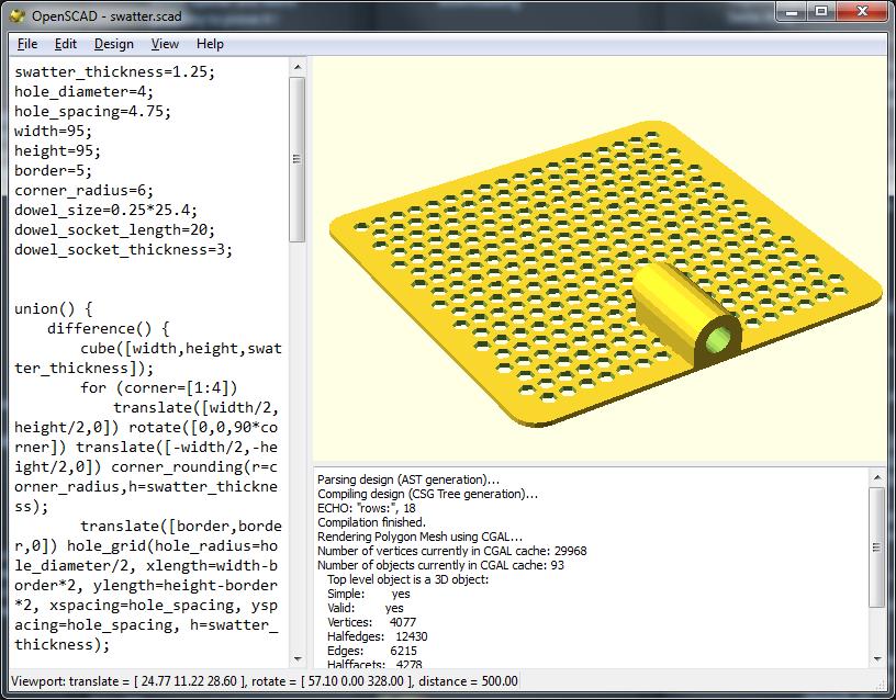 Flyswatter (default)