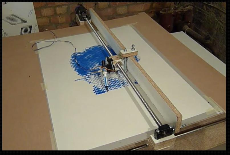 Time Print Machine