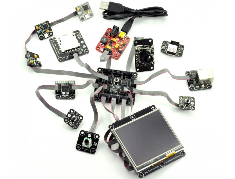 Open source hardware from Microsoft