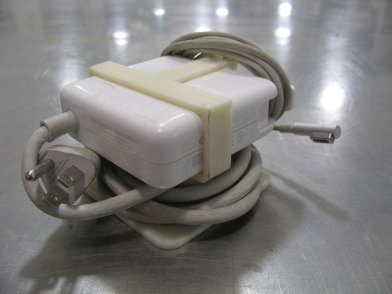 Cord Spool For MacBook Power Supply 2 by jarvis