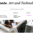 Create. Art and Technology